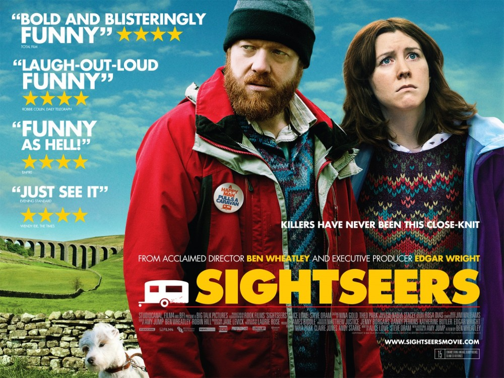 A Volvo, a Dog and Some Murders: On Holiday with SIGHTSEERS ...