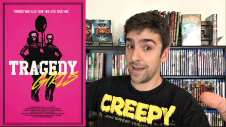Tragedy Girls Review Thumbnail