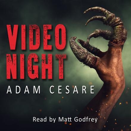 AUDIOBOOK - VIDEO NIGHT - adj - flat