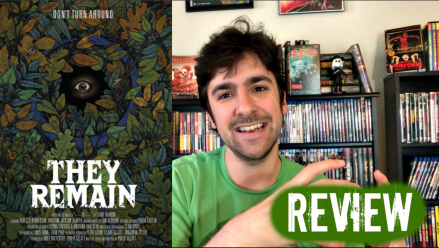 THEY REMAIN review thumbnail