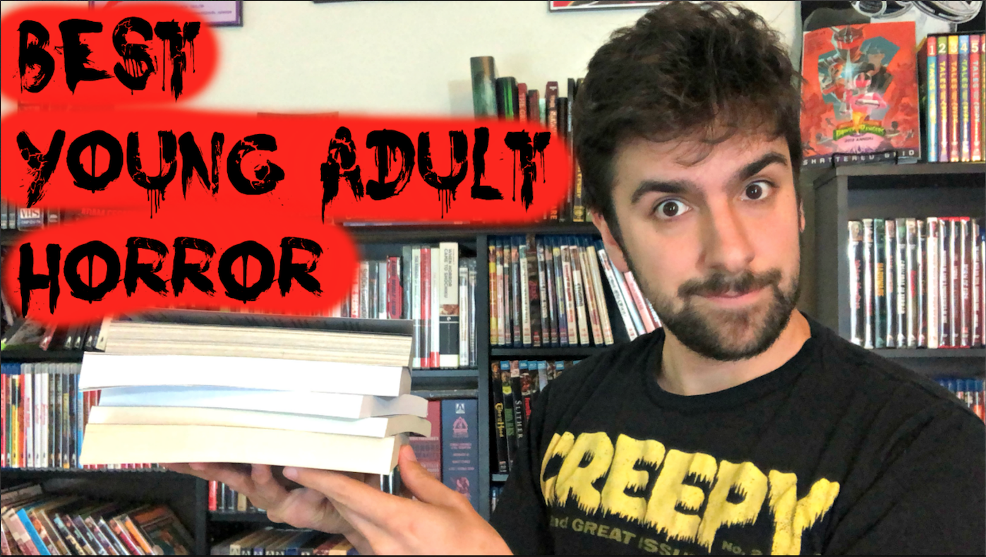 Top Young Adult Horror Thumbnail