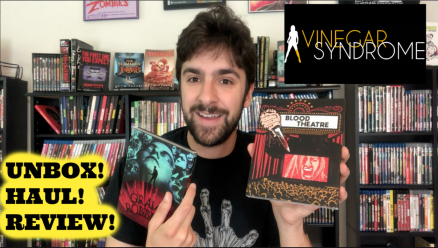 Vinegar Syndrome Unboxing Thumbnail